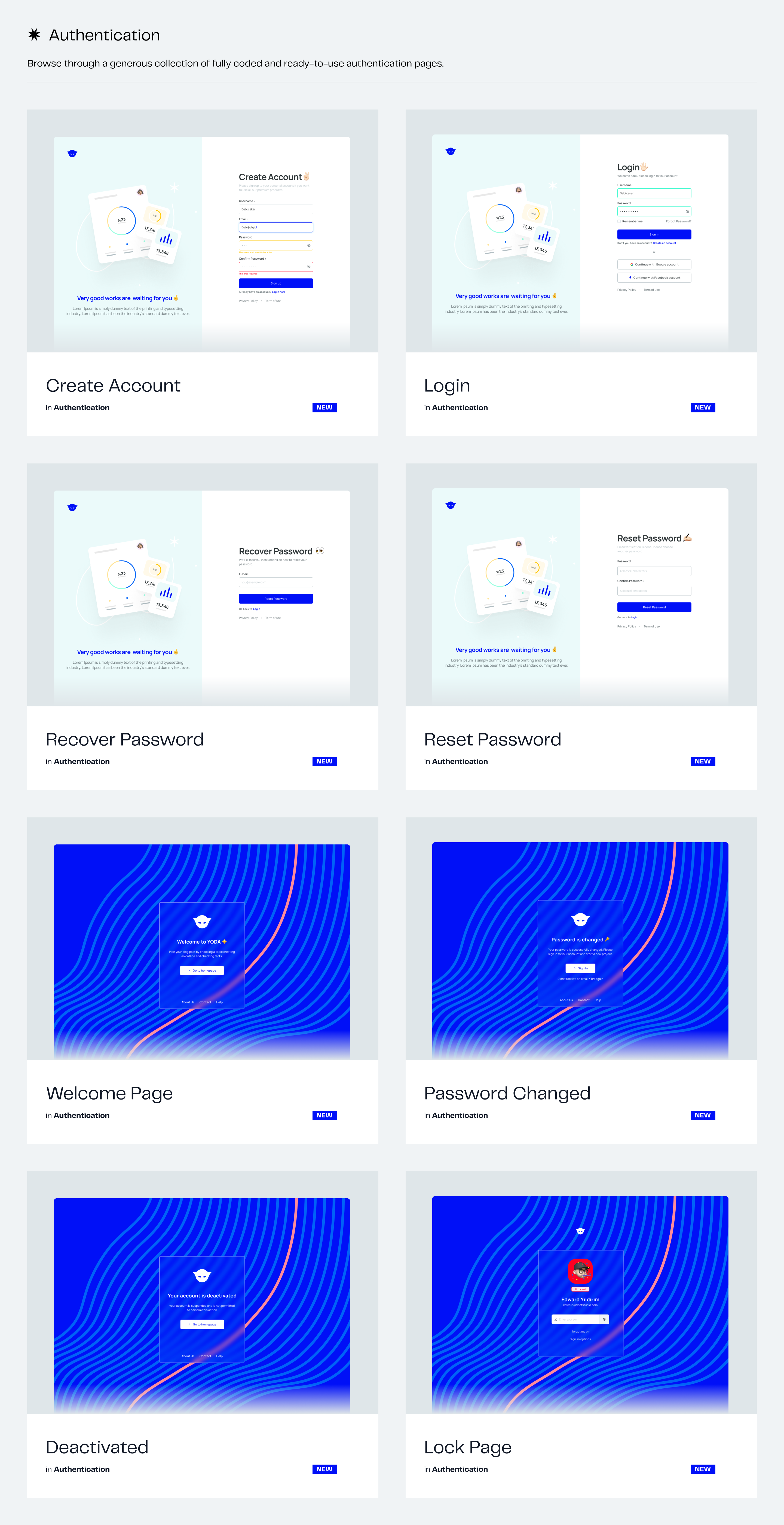 Yoda | React Admin Template React Hooks Redux Toolkit Ant Design - 9